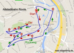 Altstadtbahn Marburg